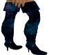 ~LKB~ BLue Black boots