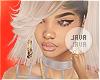 J | Annie bleached