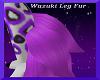 Wazuki Leg Fur