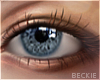 Big Eyes - Ocean Blue
