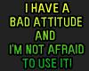 [SM] Cutout Attitude