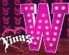 Y. Letter W e