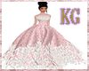 KG*RoseGonwDress