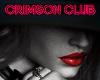 Crimson Club Poster