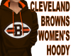 Browns Women's Hoody