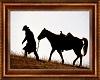 The Long Haul Cowboy Art