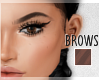 Kylie Jenner Brows Brown