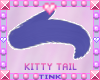 Gato Tail | Blue