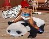 giro sul panda in due