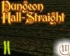 Dungeon Hall - Straight