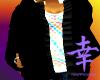 *~T~*BLack puffy coat