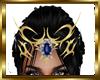 Queen Sapphire Crown