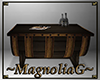 ~MG~ Barrel Table