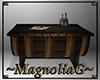 ~MG~ Barrel Table