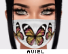 💕 Butterfly Mask