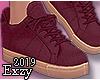 Wine Sneakers .