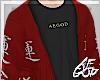 """Ⱥ"""" Red Streetwear"""