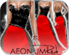 ! 501-1123 Fina Red Gown