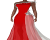 Beda Red Gown
