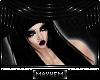Black Night Goth Hair