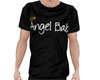 [JD] Angel Baby Black T