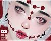 火- Akuma Makeup