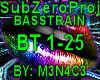 SubZeroProj - Basstrain