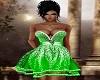 ~Green Destanie Dress~