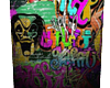 Graffiti Background 8dot