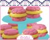 EasyBake Pink Cream pies