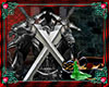 Armadura plata sword L