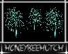Teal Tree Light
