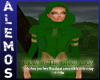 Green Lady Cloak