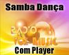 Vox Samba Player Danca