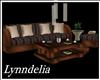 ~L~ Country Cuddle sofa