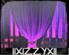 IIX* Purple Curtain