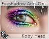 Rainbow Eyeshadow-Koby