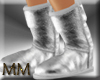 *MM* Ugg Boots metallic