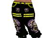 Dragon Pants Female