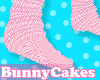 Baby Pink Socks