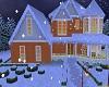 Christmas Snow Home