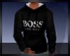 Boss Hoodie black