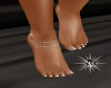 Lana Feet w/Rings