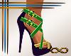 [CFD]Mardi Gras Heels