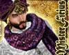 Sultan Scarf Purple