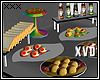 [X] Poseless Snack Table