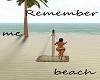 ani,kiss beach shower
