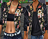 couples floral jacket*F