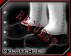 Request: WhiteSpat Boots