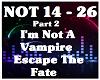 I'm Not A Vampire Revamp